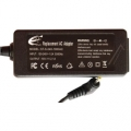 ALIMENTATORE NETBOOK PER EEPC ASUS 1001PX O SIMILI 19V 2,1A, SPINOTTO 2,5 X 0,7 MM